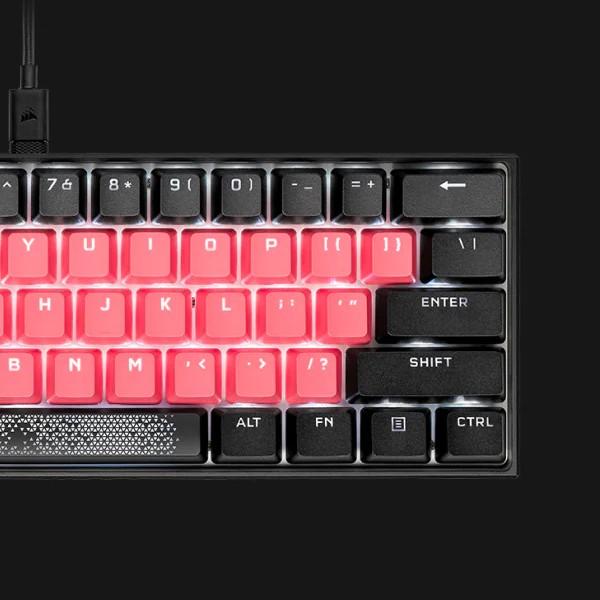 Corsair K65 RGB Mini officiel: petit et puissant |  prix