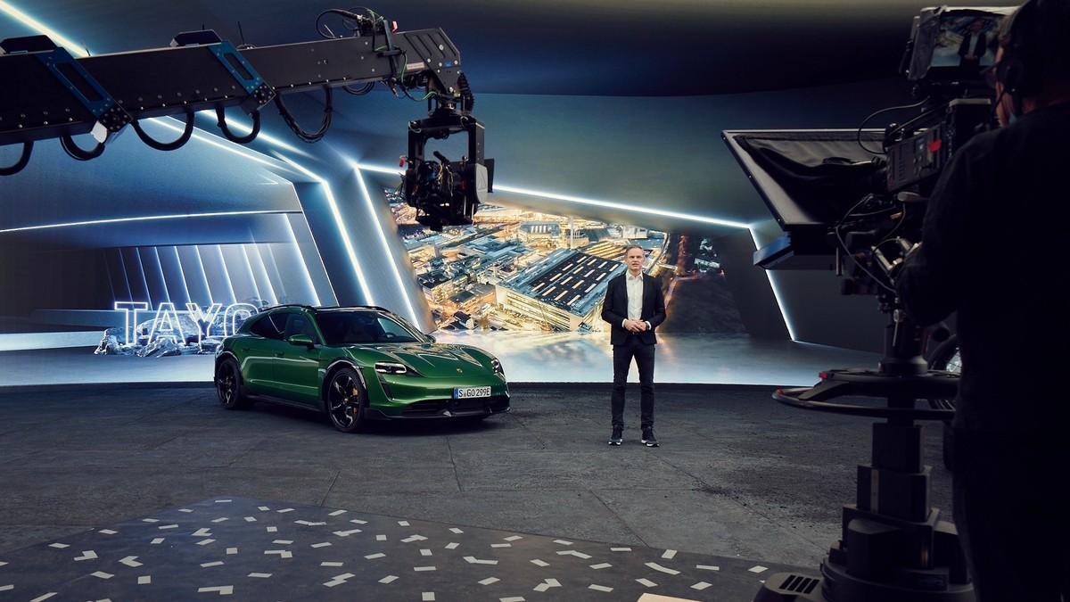 Porsche aime Tesla et vise son propre réseau de recharge rapide