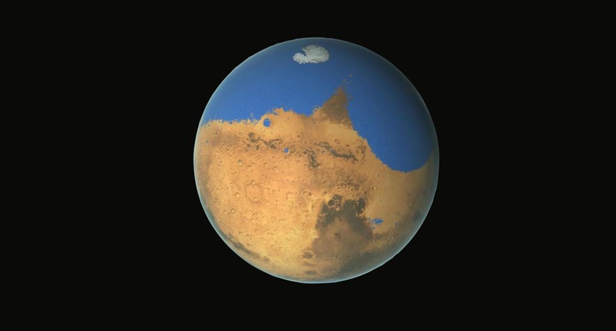 L'eau de Mars a peut-être disparu sous la surface |  Studio Caltech