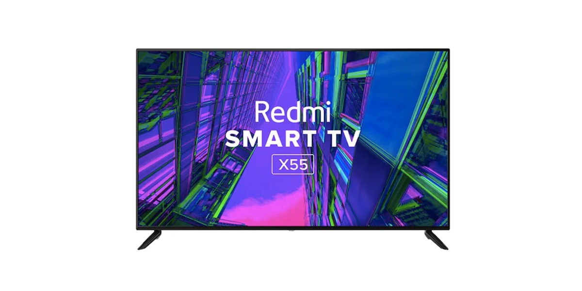 Redmi Smart TV X officiel en Inde: 4K, HDR10, prix abordables