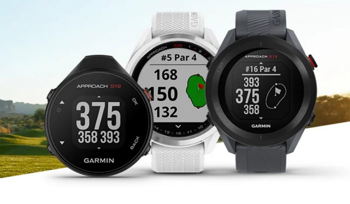 Approche Garmin au rythme du swing: trois smartwatches pour les passionnés de golf