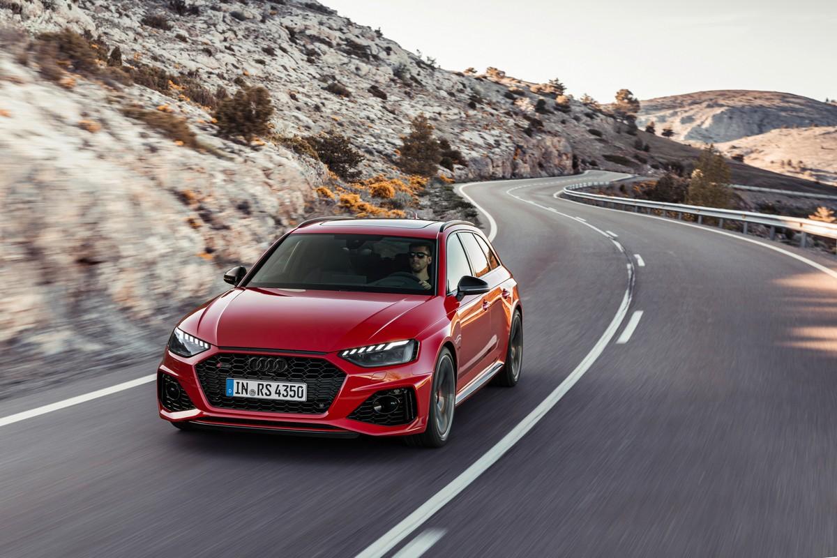 Audi Sport, un nouvel infodivertissement arrive pour toute la gamme sport