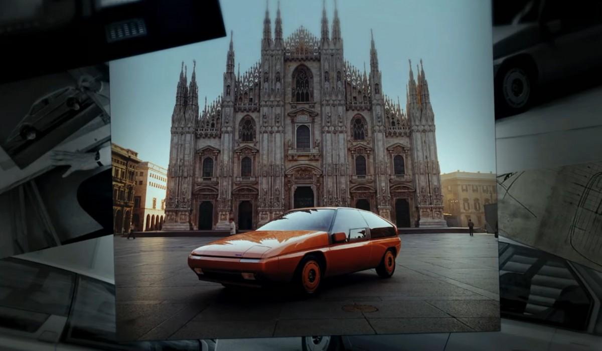 Mazda MX-81 et La Forma del Tempo: l'histoire d'un prototype Bertone |  Vidéo