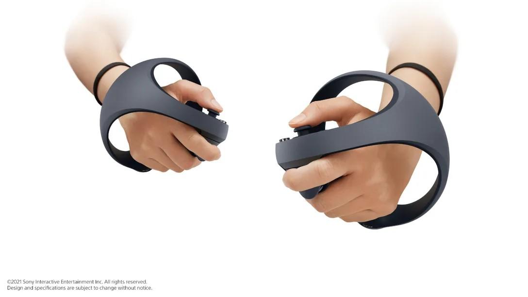 PlayStation 5, voici les nouveaux contrôleurs VR: l'annonce surprise de Sony