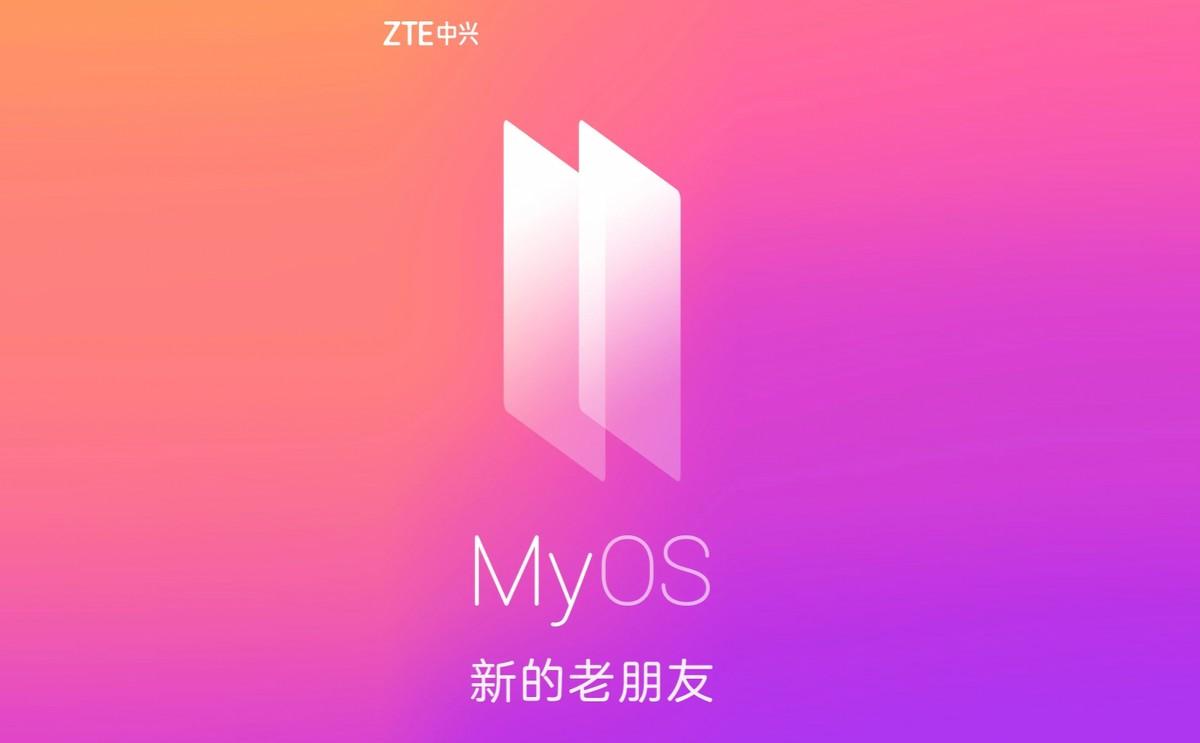 ZTE de marque Android change de nom: MyOS 11 arrive