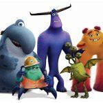 Monsters & Co. La série - Travail en cours!  À partir du 2 juillet sur Disney +