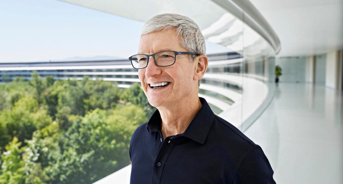 Tim Cook a hâte que les employés puissent revenir à Apple Park