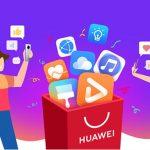 Huawei AppGallery record: les numéros des magasins