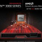 Mémoire AMD Smart Access également avec processeur Ryzen 3000