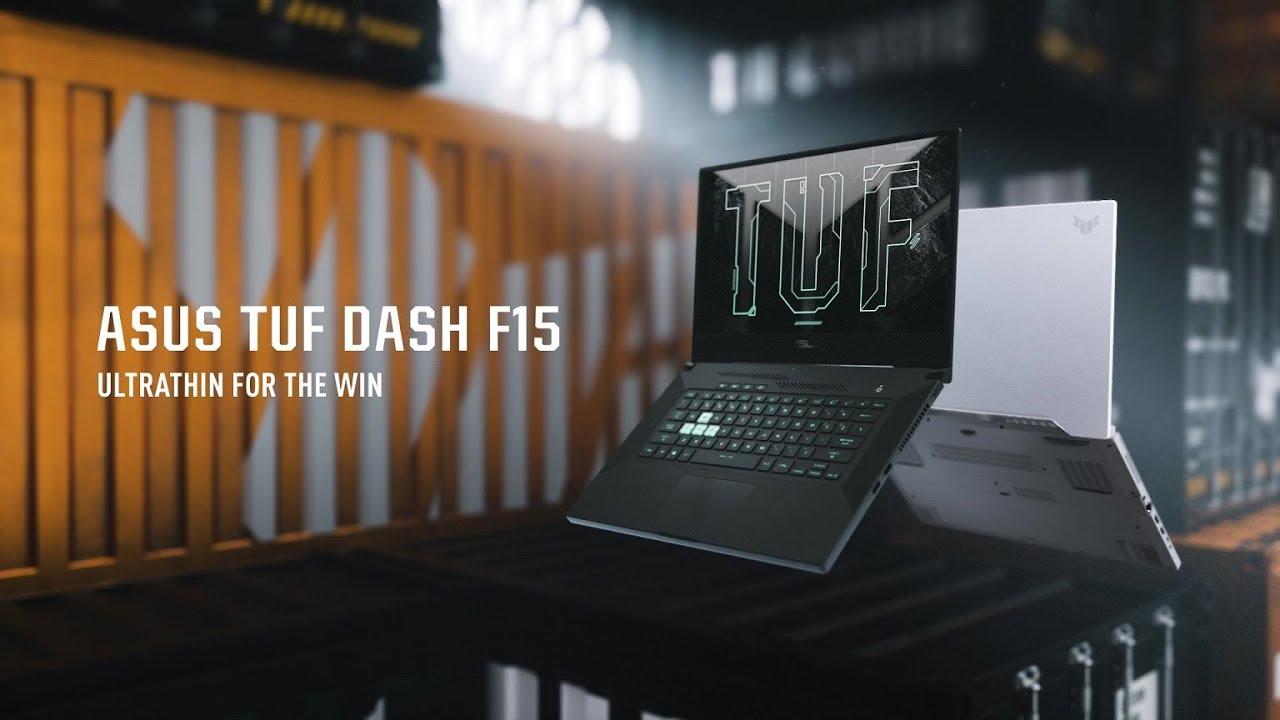 ASUS confirme la GeForce RTX 3050 Ti avec 4 Go de GDDR6