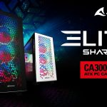 Sharkoon ELITE SHARK CA300H - Une coque de haute qualité