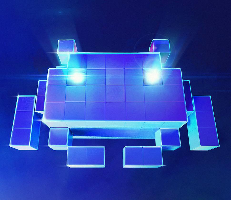 Square Enix et TAITO ensemble pour Space Invaders en réalité augmentée (RA)