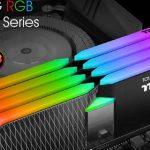 Thermaltake prêt à lancer la nouvelle RAM RVB TOUGHRAM XG