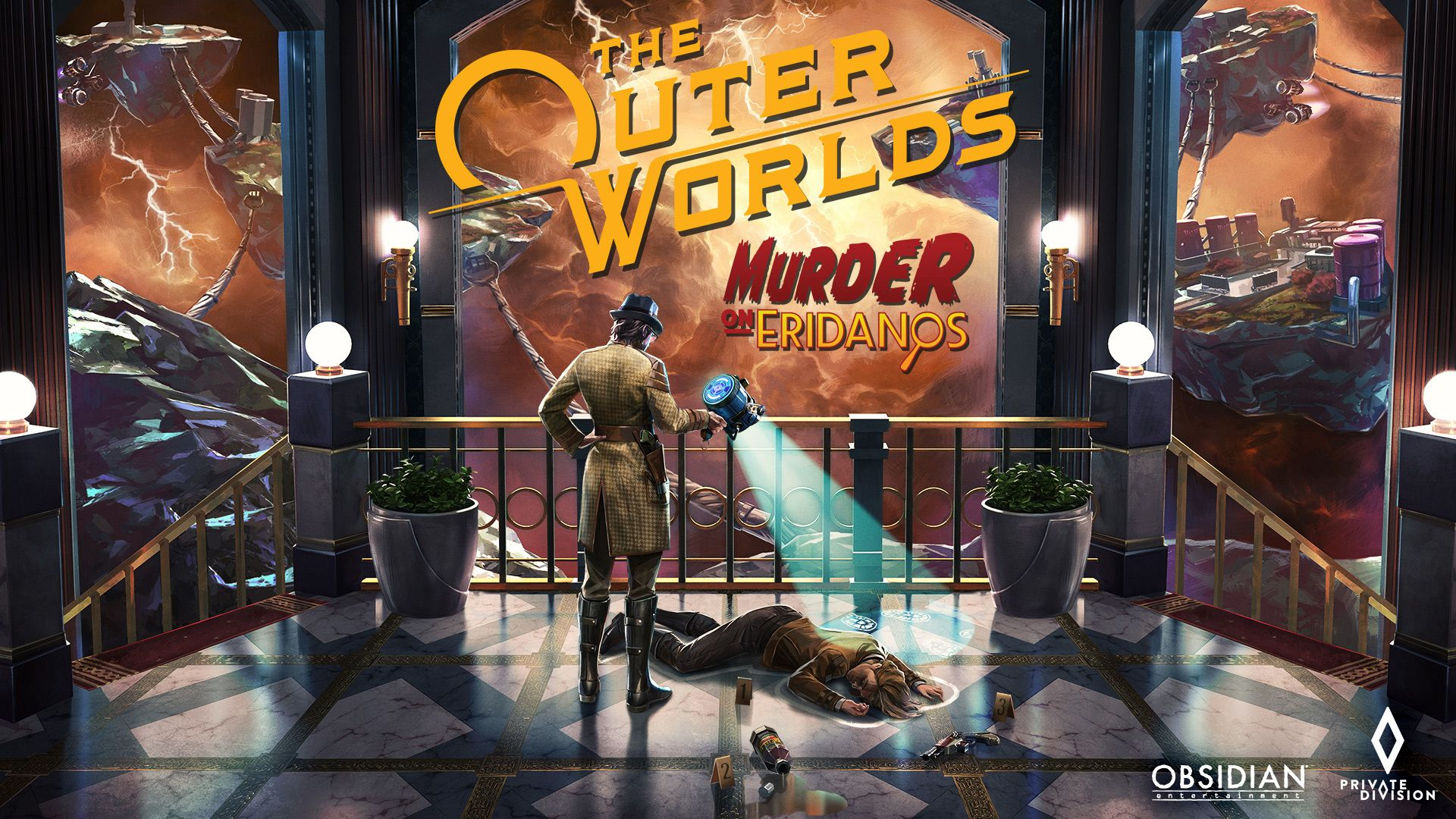 The Outer Worlds: Murder on Eridanos - Dernier DLC disponible