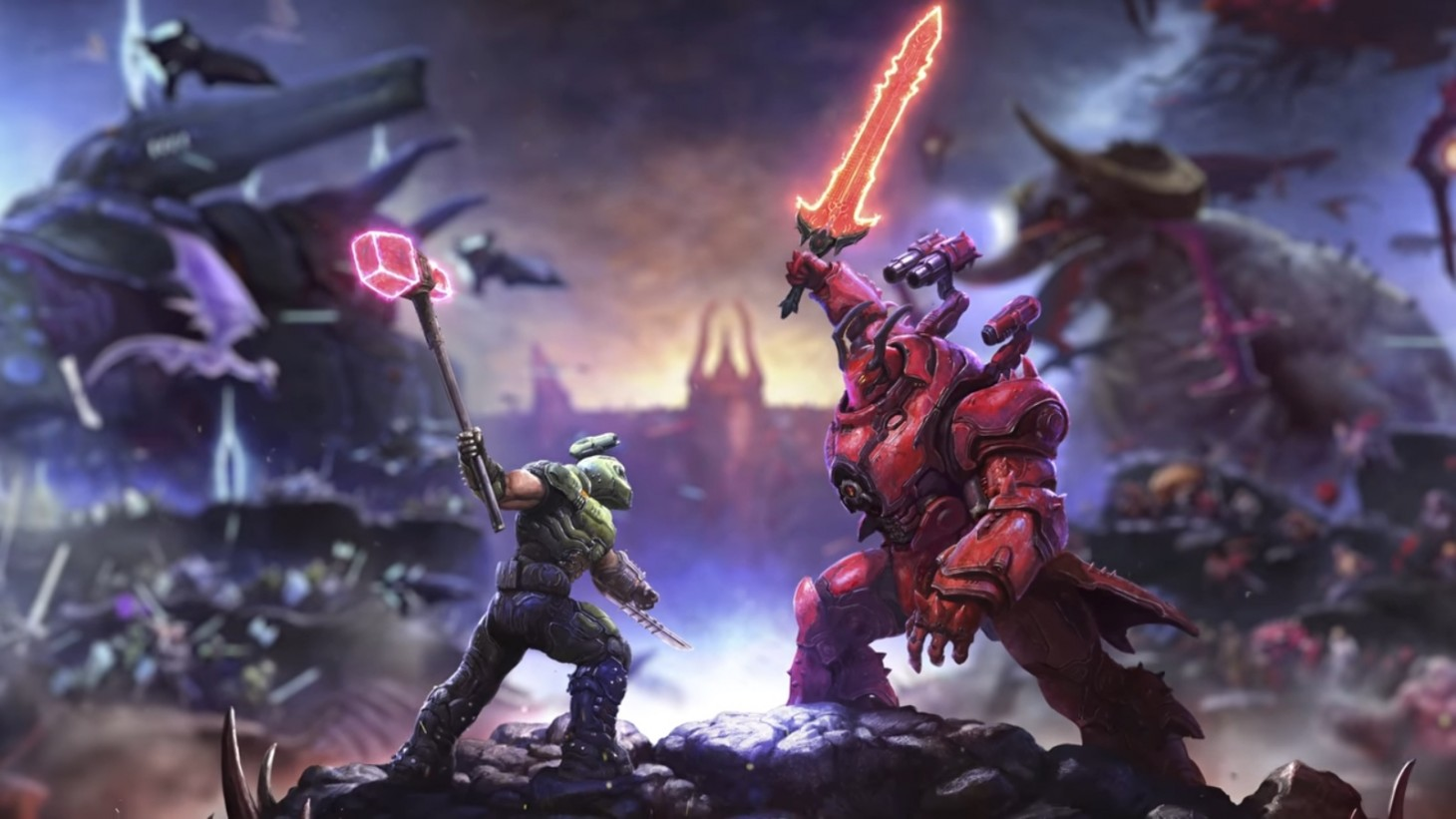 DOOM Eternal The Ancient Gods Part 2 vient question, voici la bande-annonce de lancement