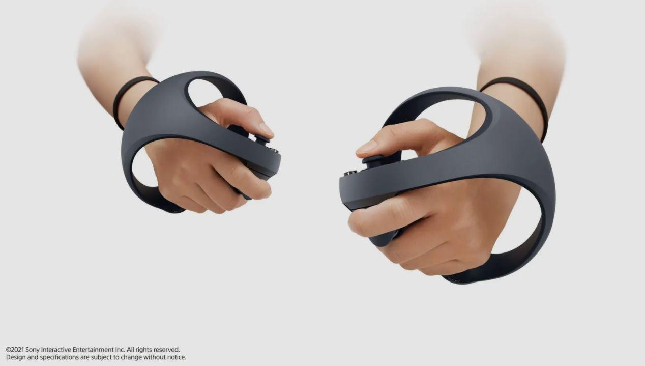 Premiers détails sur le contrôleur VR de nouvelle génération pour PS5