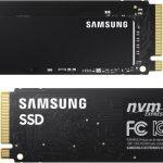 Samsung 980 - Un nouveau SSD M.2 abordable
