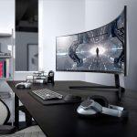 Mises à jour du Samsung Odyssey G9 avec la technologie Quantum MiniLED