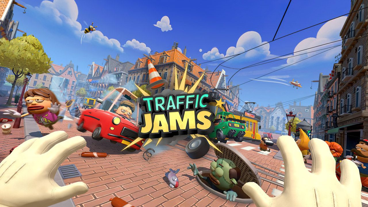 Traffic Jams for VR arrive le 8 avril