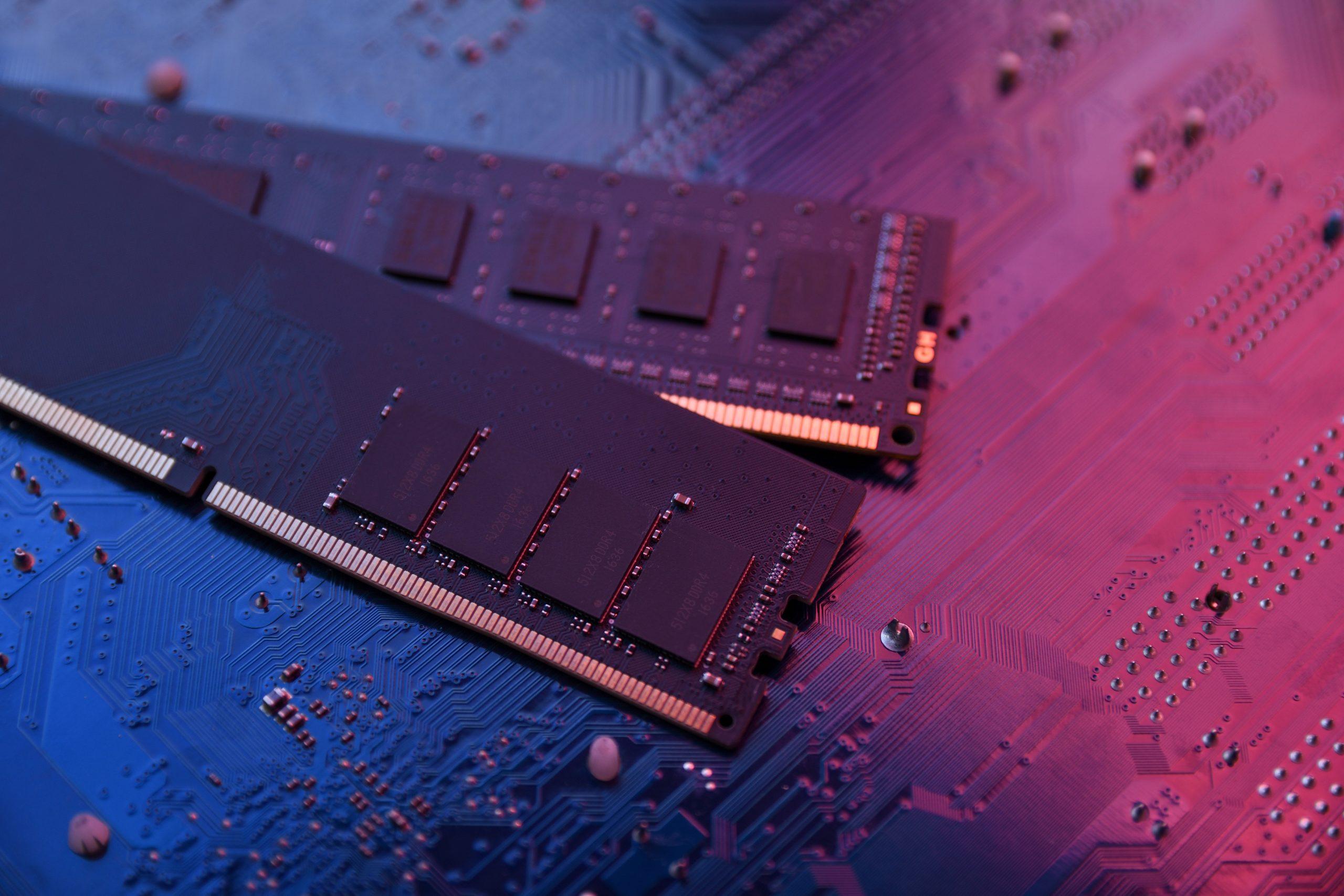 RAM: qu'est-ce que c'est et à quoi ça sert dans les jeux