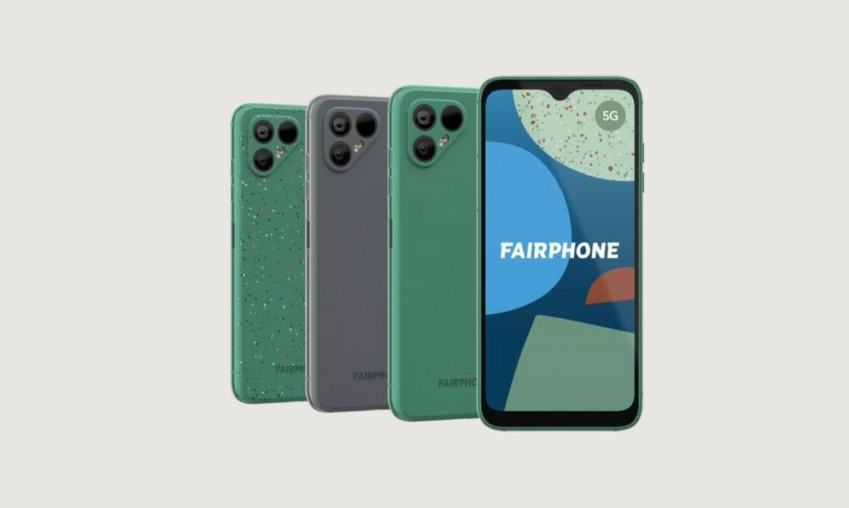 Fairphone 4 5G officiel : le smartphone éthique devient premium |  Des prix