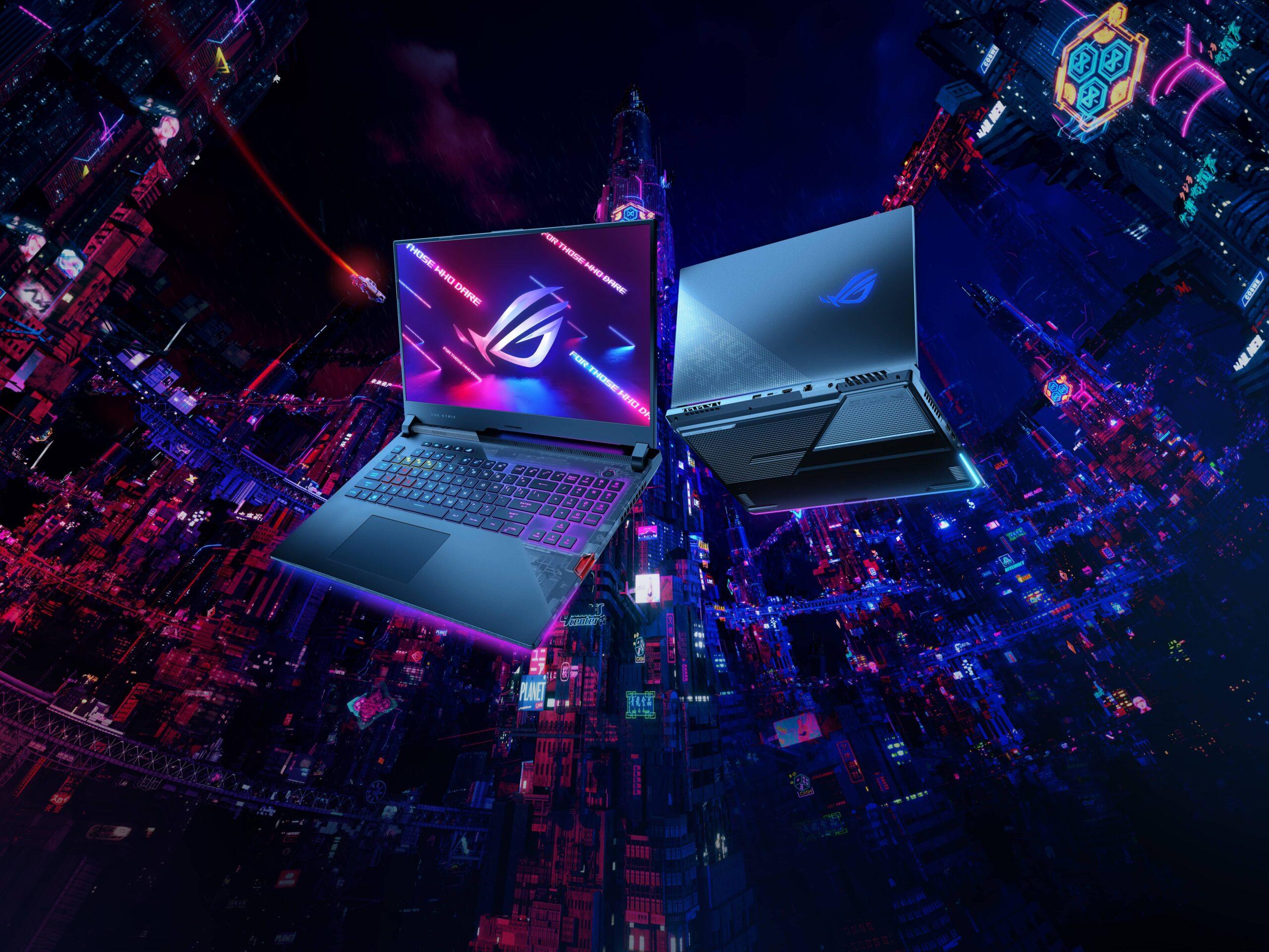 Asus ROG Strix Scar : la nouvelle série Asus pour le gaming et l'eSport